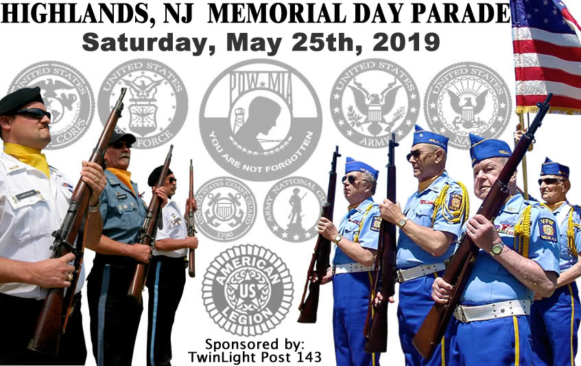 Highlands Memorial Day Parade