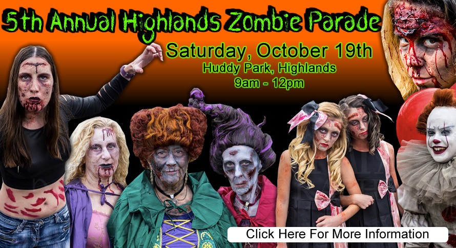 Highlands Zombie Parade