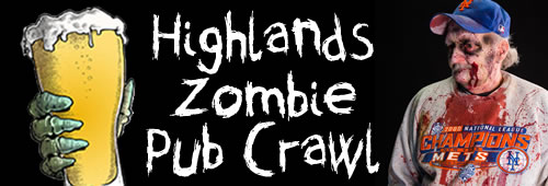 Zombi Pub Crawl